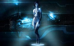 Cortana wallpaper by SweShadow90 Cortana wallpaper by SweShadow90