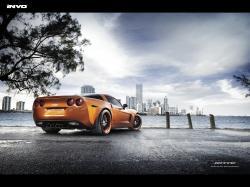 Corvette Background 10878