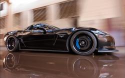 Corvette batman style