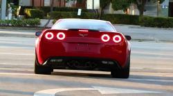Red Corvette Z06 1