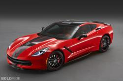 2014 Chevrolet Corvette Stingray Pacific Concept 1280 x 1080