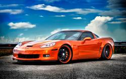 ... Corvette Wallpaper · Gorgeous Corvette Wallpaper