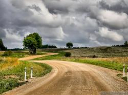 Wallpaper: Dirt country road wallpapers