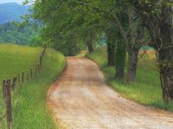 Set-up for the LOOK snippet from my current work-in-progress Country Roads (release date: August 2013):