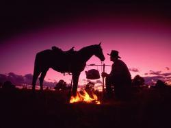 Cowboy Western Wallpaper 1600x1200px