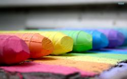 Crayons wallpaper 1920x1200 jpg