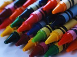 Crayon Wallpaper