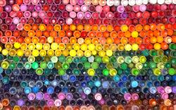 Crayon Wallpaper