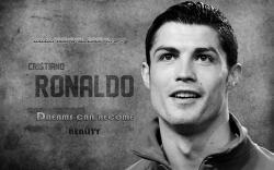 ... Christiano-Ronaldo-BW ...