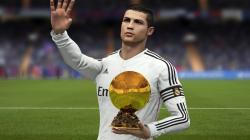 "FIFA 15 CRISTIANO RONALDO ""Ballon d'Or 2014"" TRIBUTE"