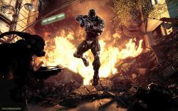 Desktop Wallpapers - Crysis 2 - Games | Free Desktop Backgrounds 1280x800