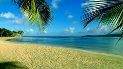 Beach of cuba wallpaper