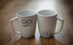 Cups Mood Funny
