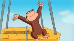 CURIOUS GEORGE SWINGS INTO SPRING | Premieres April 22, 2013 | PBS KIDS