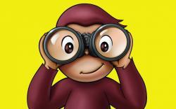 Curious George Monkey Cartoon