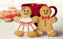 Cute Biscuits Wallpaper 42895 1600x1200 px