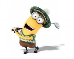 Despicable me 2 Kevin Cute Minion