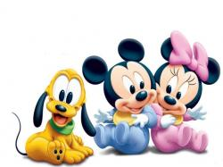 Disney Mickie Mouse Minnie Pluto Wallpapers