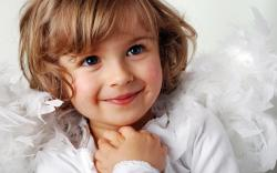 Cute Little Girl HD Wallpaper