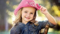Cute Baby Girl Stylish Wallpaper is free HD wallpaper. This wallpaper was upload at April 14, 2015 upload by Admin in Baby.