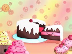 Cute Pastries Wallpaper 40233 1920x1080 px