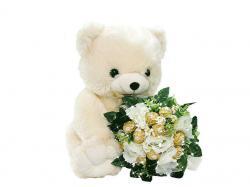 Cute teddy bear Resolution 1024x768 px Size 74 Kb Type