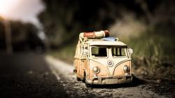 Cute Volkswagen Toy Wallpaper