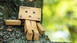 Danbo Enjoy In Tree HD 60 Wallpaper, this wallpaper you can use as the background/wallpaper of computer dekstop, laptop, tablet or other gadgets.