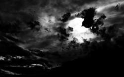 Cool Dark Clouds HD Wallpaper 2 For Desktop Background