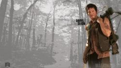 ... The Walking Dead : Daryl Dixon #REMAKE by xRazerxD