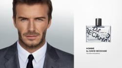 In September's edition of GQ there are no less than three adverts featuring David Beckham. I can remember none of the brands, two were clothing, ...