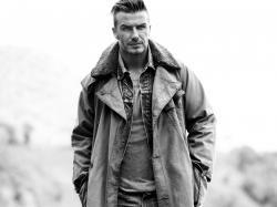 David Beckham: · David Beckham: ...