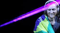 David Guetta - DJ Mix 217 - 24-08-2014