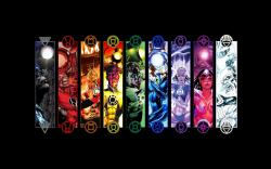 Green Lantern dc-comics superhero y wallpaper background