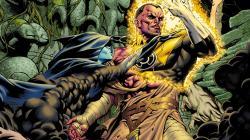 1: THE DEMON WITHIN   DC Comics