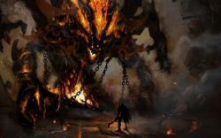 HD Wallpaper   Background ID:371274. 2560x1600 Fantasy Demon