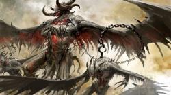 dark demon Wallpaper Backgrounds