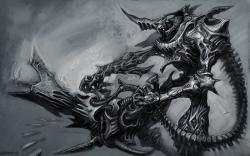 Dark Demon Wallpaper