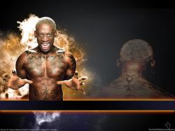 Dennis Rodman 1280×960 Wallpaper