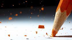 Macro Depth Of Field Cracking Pencils Fresh New Hd Wallpaper