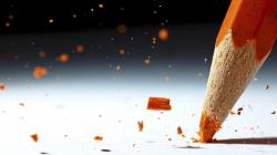 Macro Depth Of Field Cracking Pencils Fresh New Hd Wallpaper