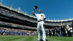 Paying Re2pect: Jeter thanked in Bronx