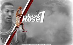 Derrick Rose Number 1 Players 17689 Hi-Resolution