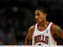 NBA Derrick Rose Wallpaper 01