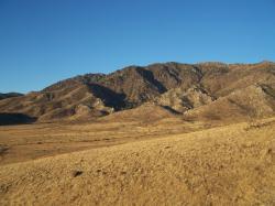 Desert Mountain Wallpaper - HD Wallpapers