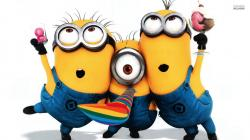 Minions - Despicable Me 2 wallpaper 1920x1080