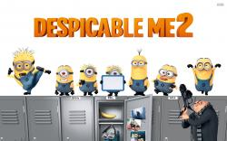 Despicable Me 2 wallpaper 2880x1800 jpg
