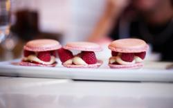 Dessert Berry Raspberry Cream Cookies