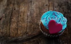 Dessert Cake Food Heart Love