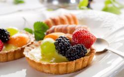 Food - Dessert Wallpaper